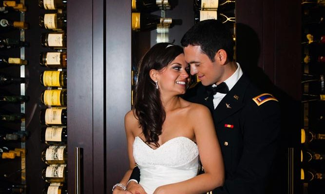 A quiet moment from a wedding reception at the Petroleum Club of Fort Worth. Lightly Photography 2012